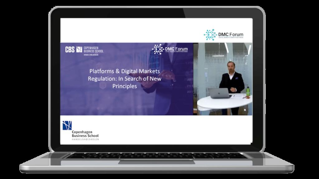 Digital Markets Competition Forum