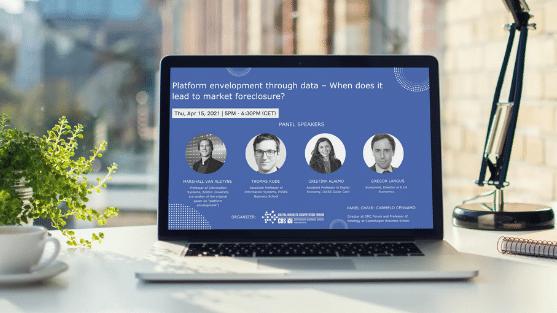 Digital markets competition forum event virtual